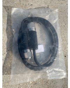 100cm RG 58 PL Koaxialkabel