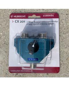 Albrecht CX-201