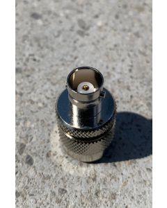Adapter PL-Stecker BNC-Buchse