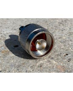 N-Stecker Crimp für 5mm Koaxialkabel