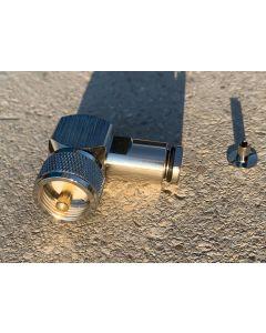 UHF/PL-Winkel-Stecker  U-Wi-6 TG